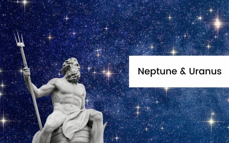 Astrology vs Greek Mythology Neptune and Uranus