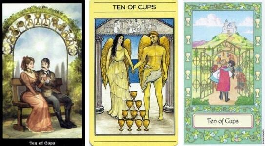 Tarot archetype 2