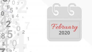 Photo of Key Numerology Numbers for February 2020