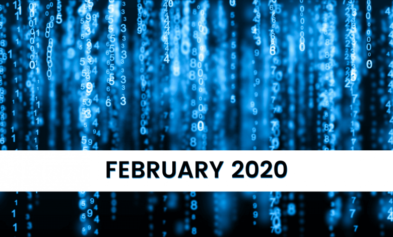 Key Numeology Numbers for February 2020