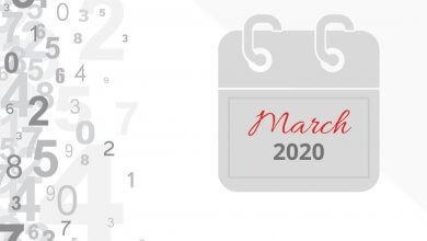 Photo of Key Numerology Numbers for March 2020