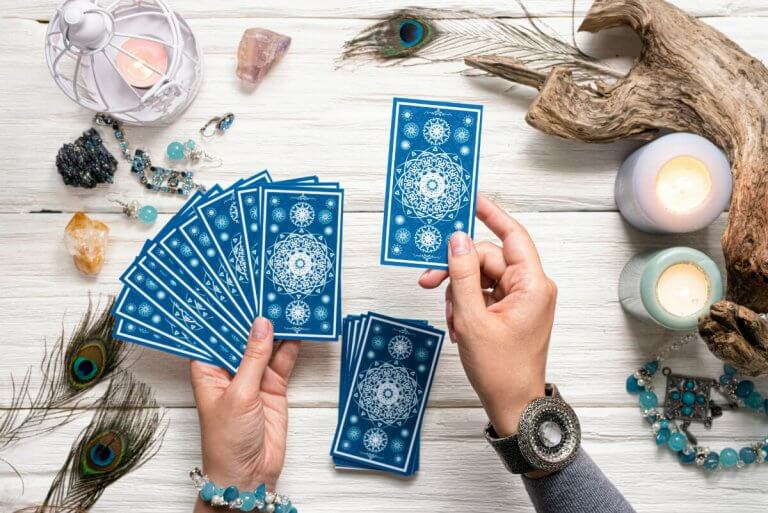 Tarot Reading from a Professional