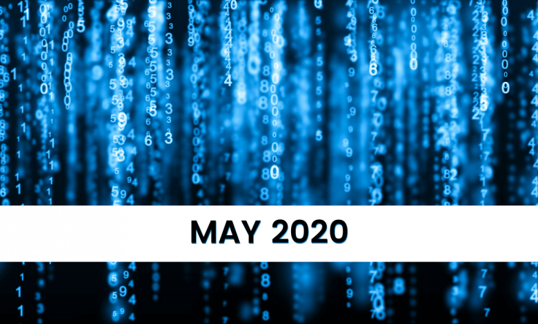 Key Numeology Numbers for May 2020