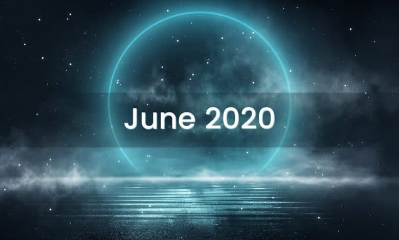 Photo of The Moonscope for June 2020