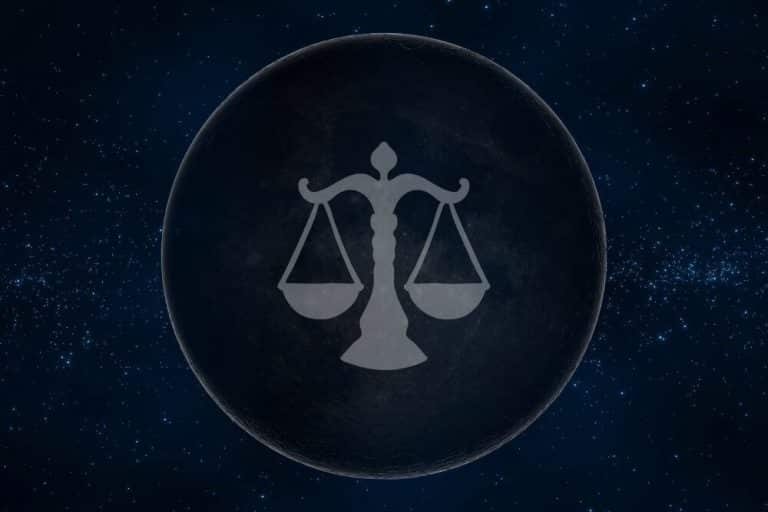 New Moon in Libra