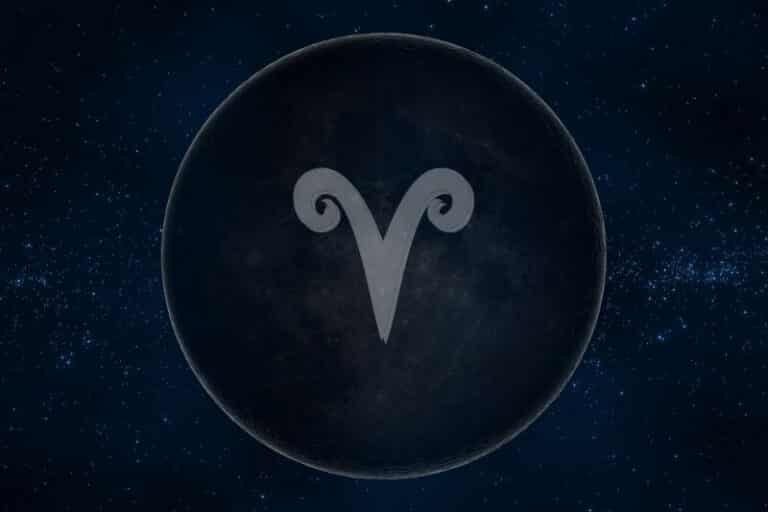 New Moon in Aries April 2021