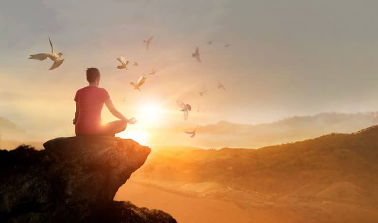 Physical Practices for Spiritual Focus