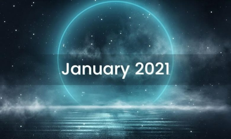 Astrological Report for January 2021