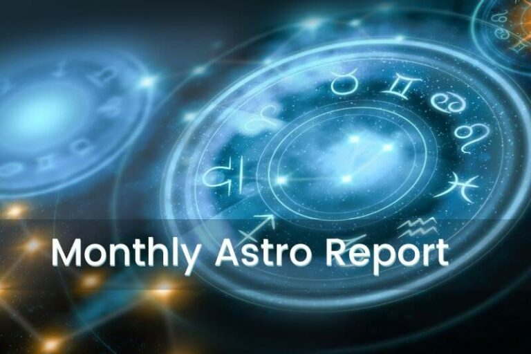 Monthly Astrological Report
