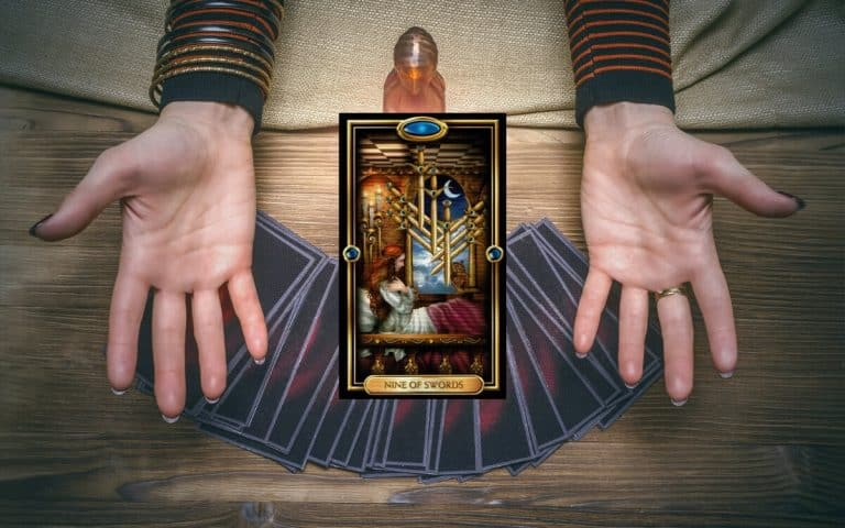 How to Deal with the 9 of Swords