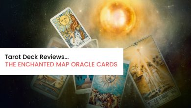 Photo of Tarot Deck Review: The Enchanted Map Oracle Cards