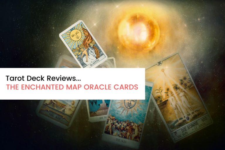 Deck Review Enchanted Map Oracle Cards