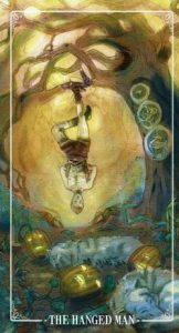 Ostara The Hanged Man