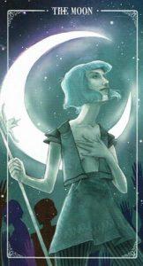 Ostara The Moon