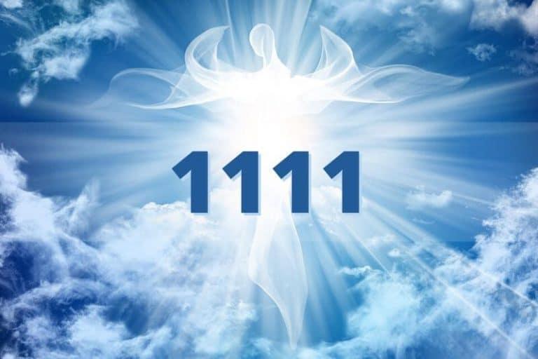 1111 angel number