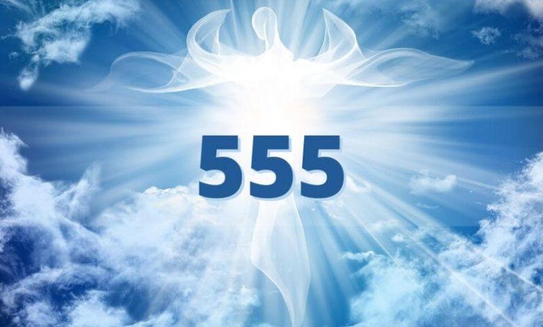 555 angel number