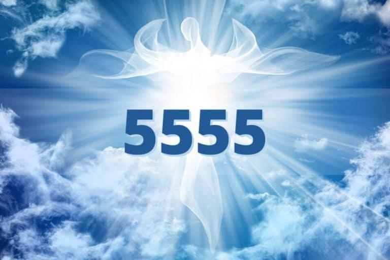 5555 angel number