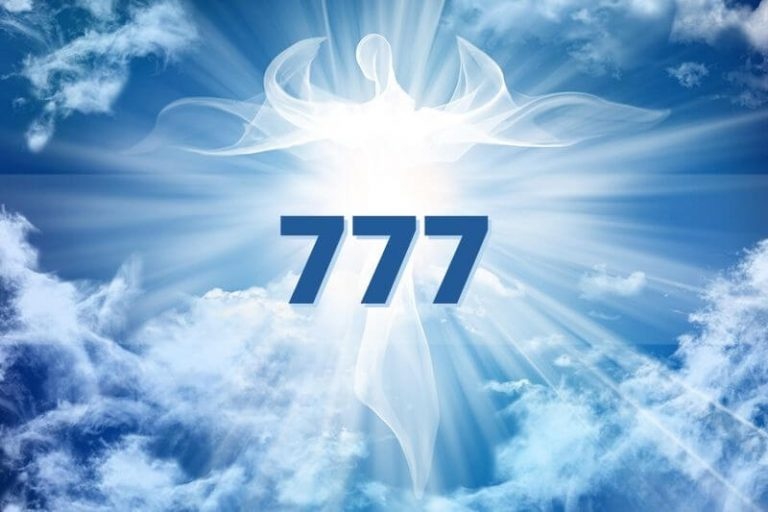 777 angel number