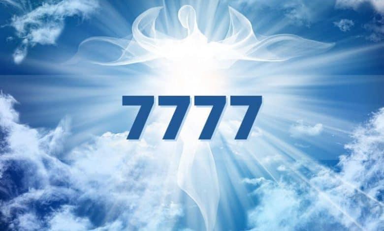 7777 angel number