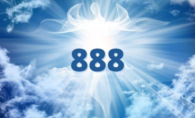 888 angel number