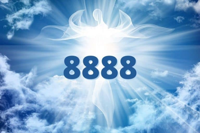 8888 angel number
