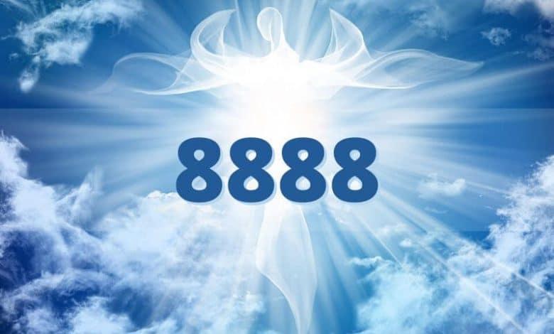8888 angel number