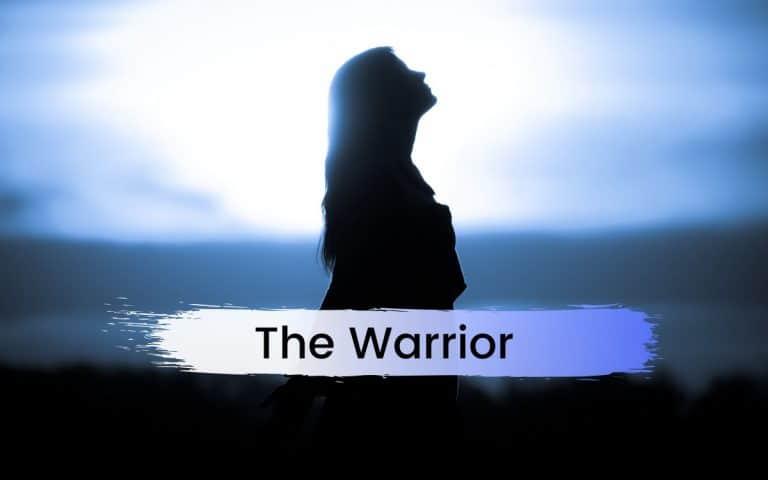 Psychic Archetypes Warrior