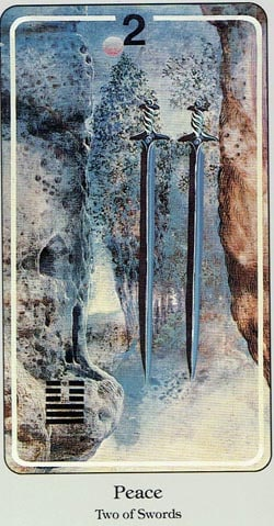 2 of Swords Haindl