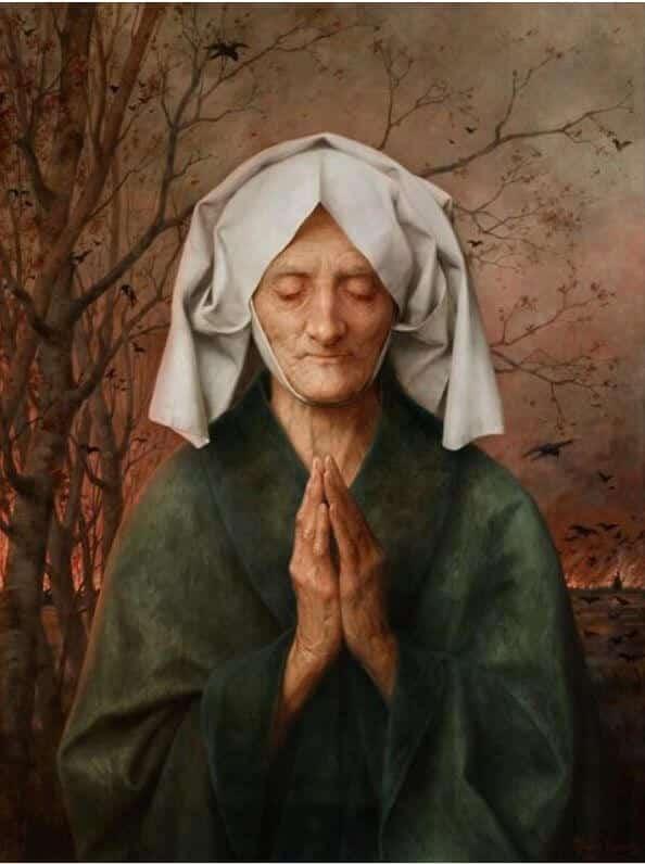 Theophile Lybaert - Old Flanders