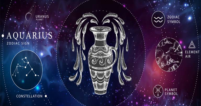 Aquarius Zodiac Sign: Personality Traits, Horoscope, Compatibility |  askAstrology