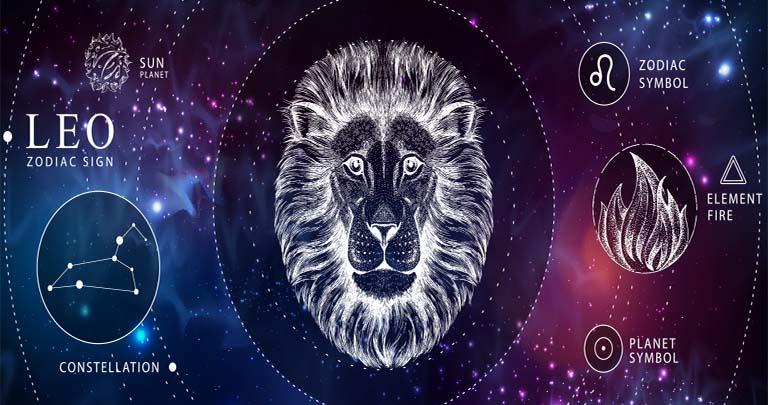 Leo astrology sign