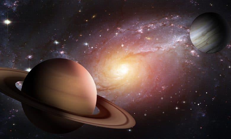 Jupiter and Saturn Merged in Aquarius