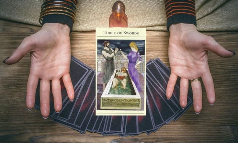 How to Deal with the 3 of Swords