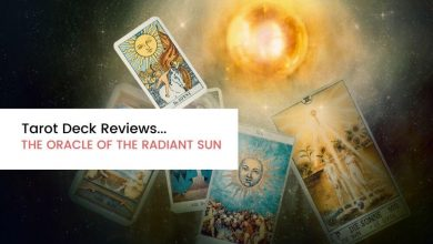Photo of Tarot Deck Review: The Oracle of the Radiant Sun