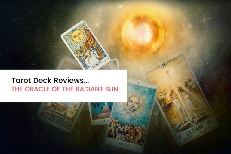 Deck Review The Oracle of the Radiant Sun