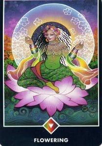 Queen of Rainbows Osho Zen tarot