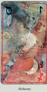 Alchemy Haindl Tarot