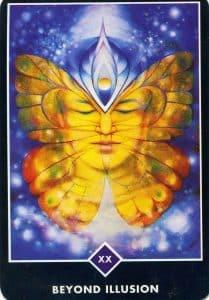 Beyond Illusion Osho Zen Tarot