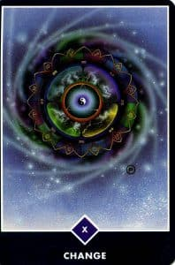 Change Osho Zen Tarot