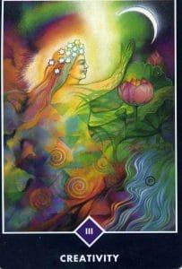 Creativity Osho Zen Tarot
