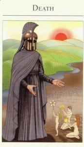 Death Mythic Tarot