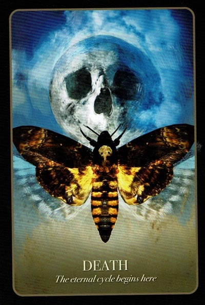 Halloween Oracle Death