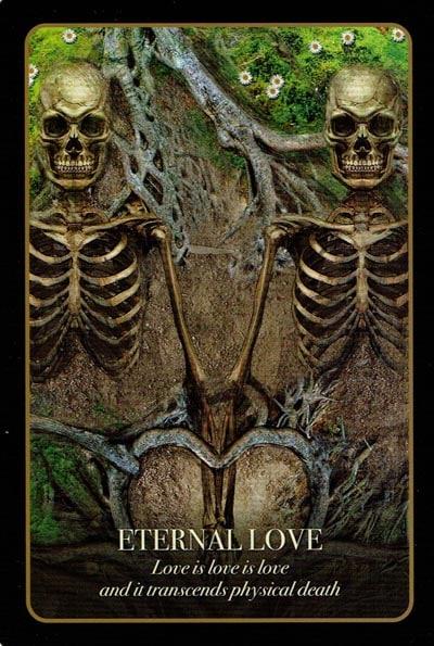 Halloween Oracle Eternal Love