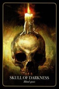 Halloween Oracle Skull Of Darkness