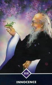 Innocence Osho Zen Tarot