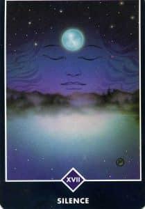 Silence Osho Zen Tarot