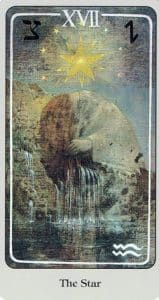 The Star Haindl Tarot