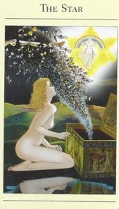 The Star Mythic Tarot