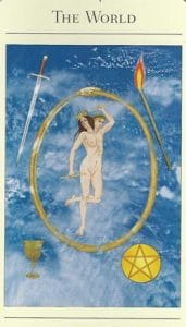 The World Mythic Tarot
