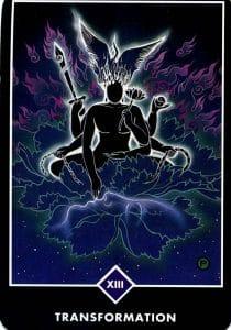 Transformation Osho Zen Tarot